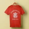 Everything is for sale red t-shirt