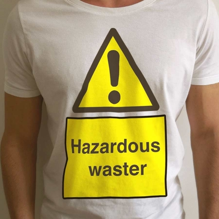 Hazardous Waster T-shirt