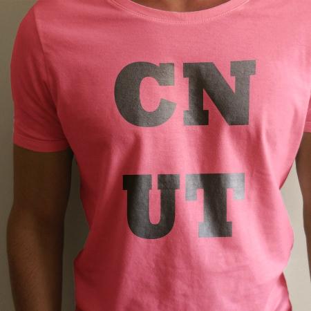 Pink Cnut T-Shirt