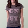 CNUT T-Shirt by Brilliant Shit
