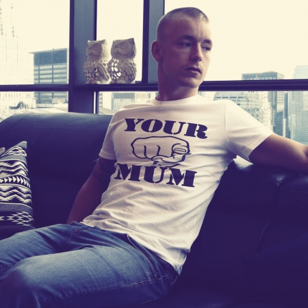 Brilliant Shit Your Mum T-shirt