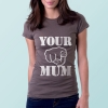 Female model - Your Mum