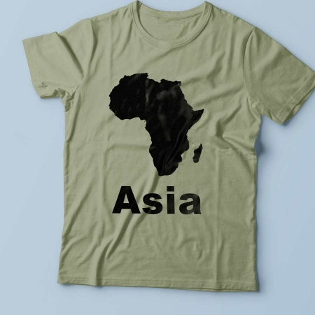 Asia - Olive T-Shirt